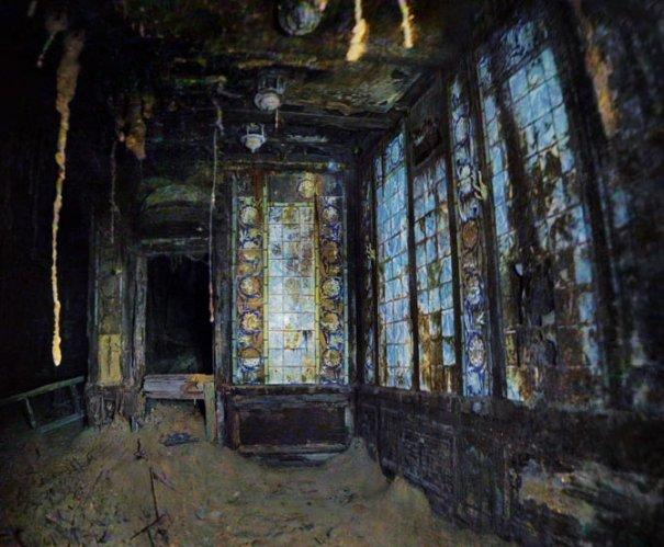 Зал отдыха Титаника, 2012 год