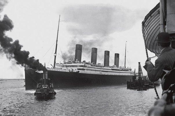 """""""Вы видели """"Титаник""""? - Да. - А Титаник?"""" - №1"""