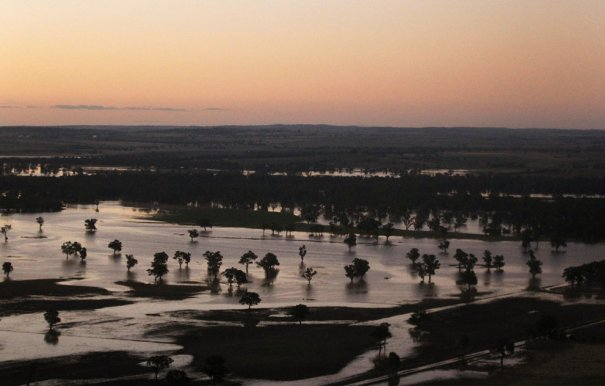 Наводнение в южном Уэльсе, Вага-Вага