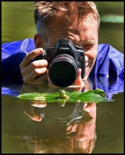 Важно знать,как фотографировать..