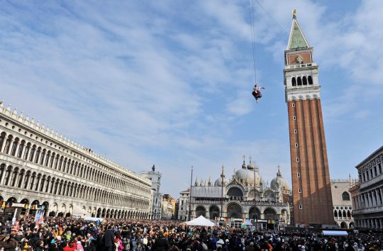 Венецианский карнавал.