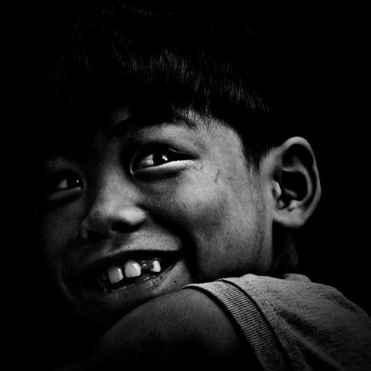 СОВЕТЫ: Как обрабатывать черно-белую фотографию! - №8