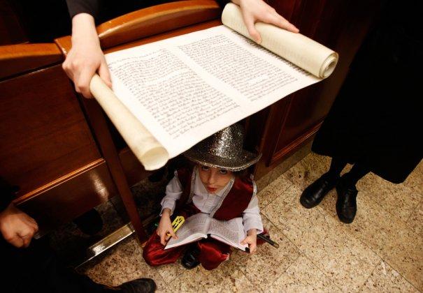 Пурим - день, когда евреи шутят по закону! - №4