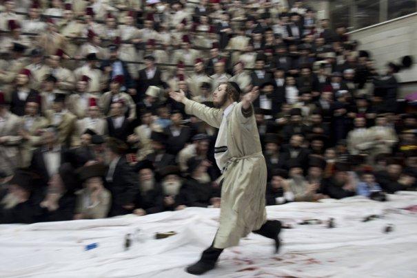 Пурим - день, когда евреи шутят по закону! - №6