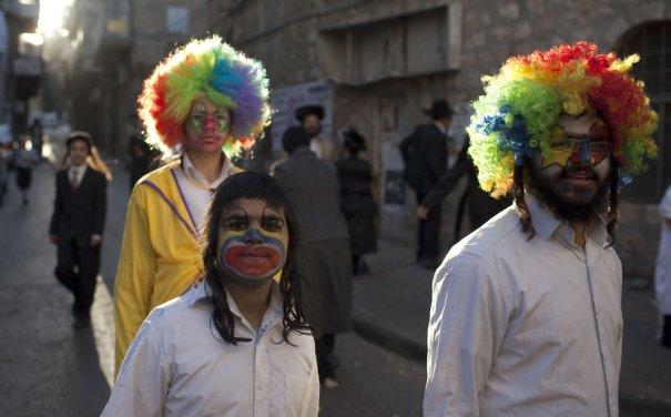 Пурим - день, когда евреи шутят по закону! - №11
