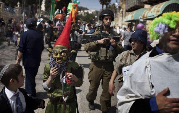 Пурим - день, когда евреи шутят по закону! - №12
