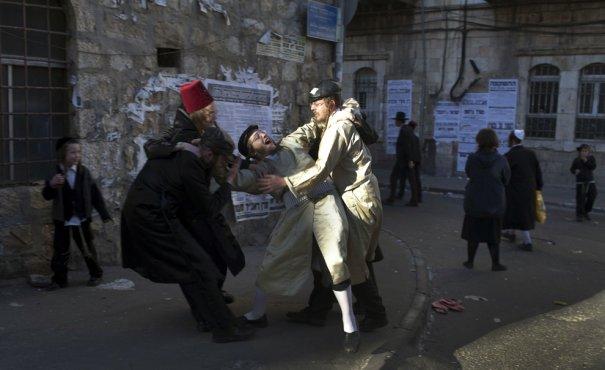 Пурим - день, когда евреи шутят по закону! - №14