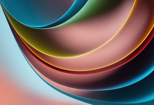 6 CОВЕТОВ: Как создать фантастическую абстракцию! - №1