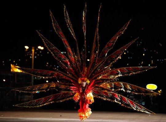 Карнавал в Тринидад и Тобаго.