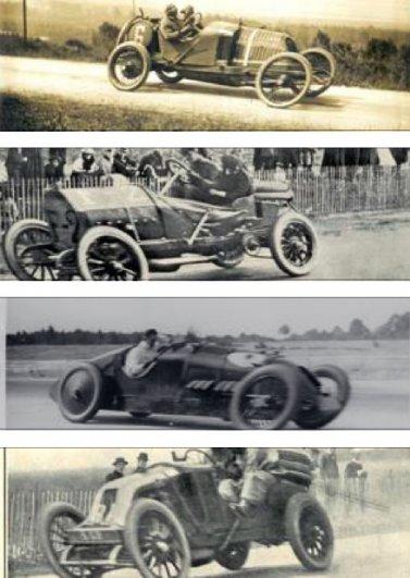 Почему раньше автомобили изображались в комиксах и мультфильмах с овальными колёсами?