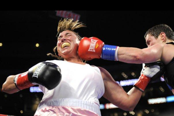 Самые кричащие, самые громкие, самые эмоциональные моменты в мире спорта! - №15