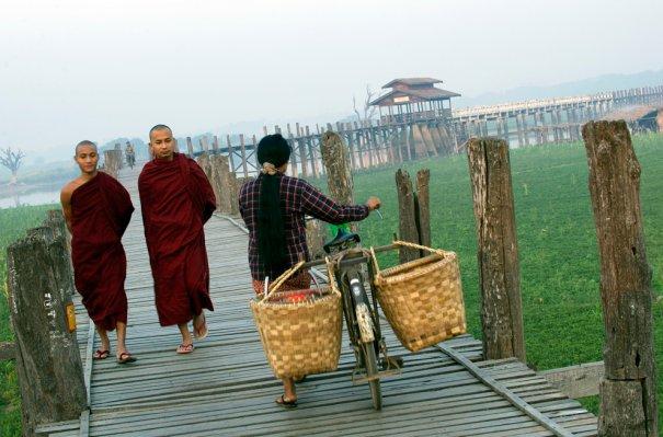 Возрождение Мьянмы! - №5