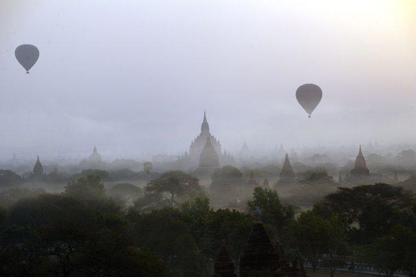 Возрождение Мьянмы! - №6