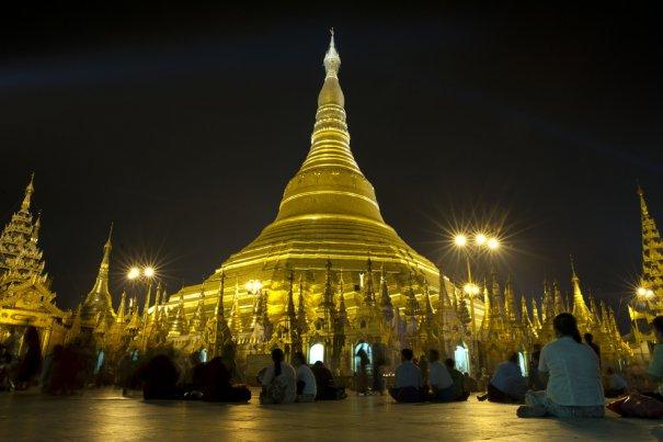 Возрождение Мьянмы! - №14