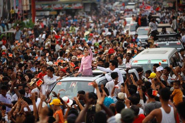 Возрождение Мьянмы! - №15