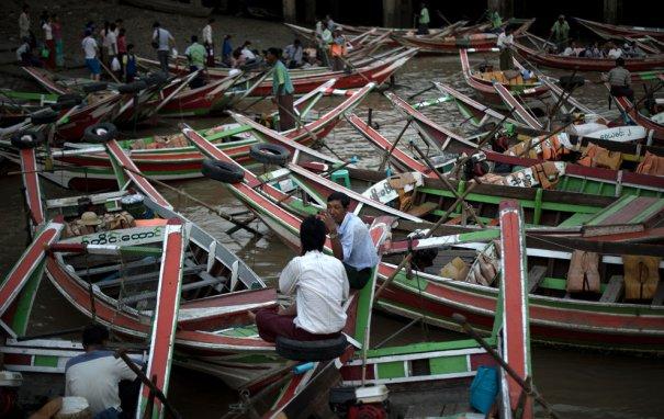 Возрождение Мьянмы! - №16