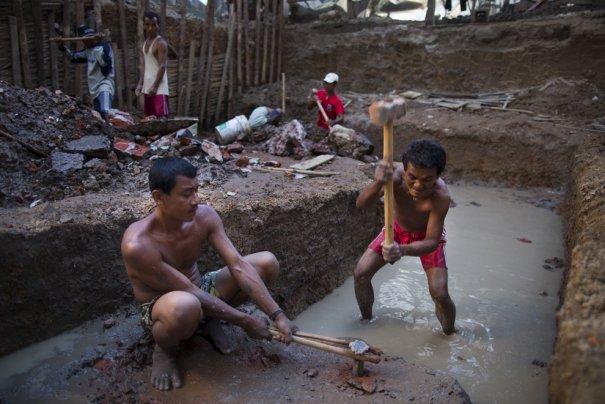 Возрождение Мьянмы! - №21