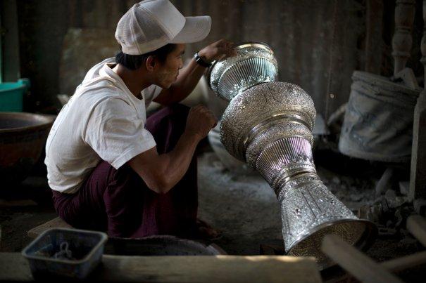 Возрождение Мьянмы! - №23