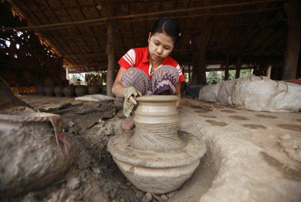 Возрождение Мьянмы! - №24