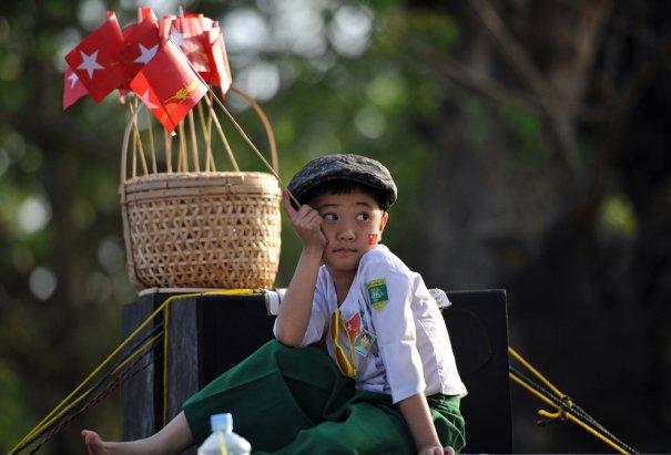Возрождение Мьянмы! - №26