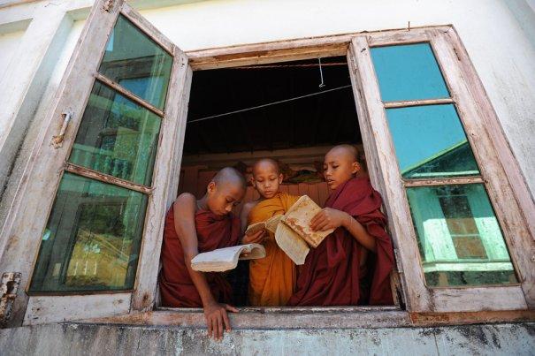 Возрождение Мьянмы! - №28