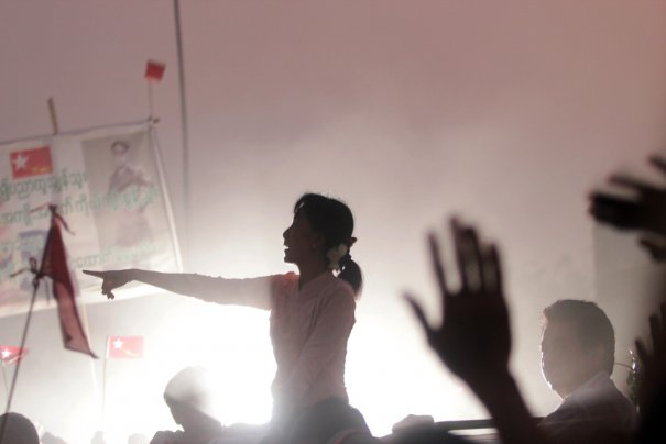 Возрождение Мьянмы! - №33