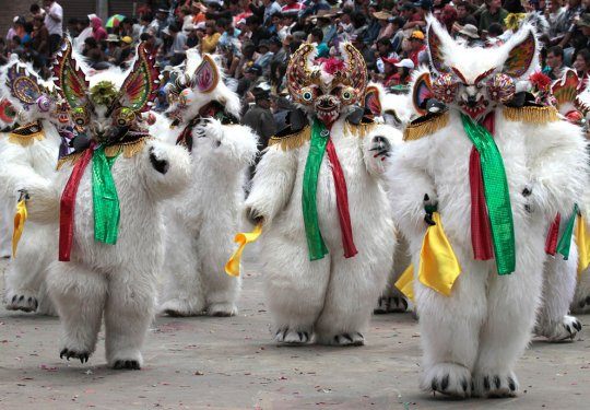 Боливия, Оруро.