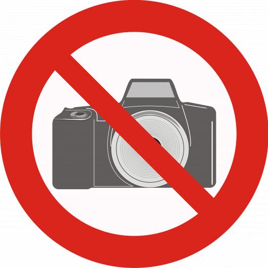 Основные вопросы и юридические документы, разрешающие/запрещающие/ограничивающие права на съемку видео и фотокамерой! - №19