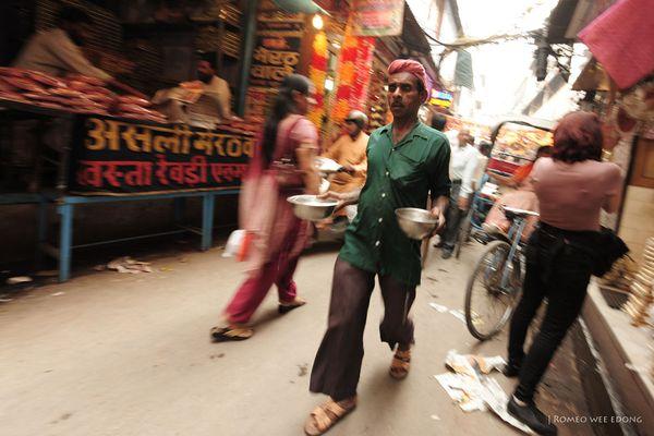 Дели, Индия, фото: Romeo Wee Edong