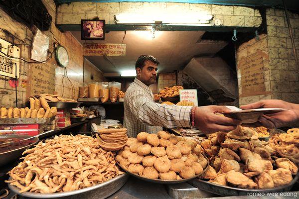 Старый Дели, Индия, фото: Romeo Wee Edong
