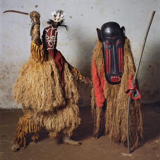 Лимба и Гонгорли - два дъявола Африки