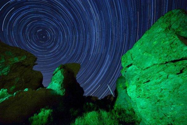 """Perceid Meteor Showers"", фото: Daniel Newton"