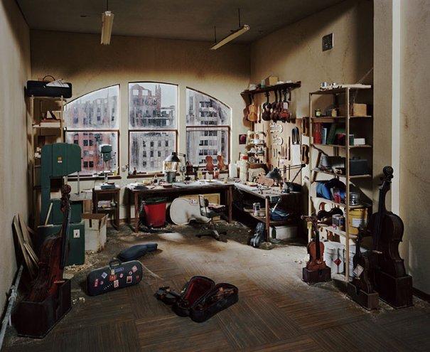 """Фотосерия """" The CITY"""" (Лори Никс)"""