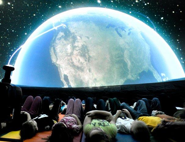 Поколение the next - уже и космосе побывали!, фото: Andrew Link