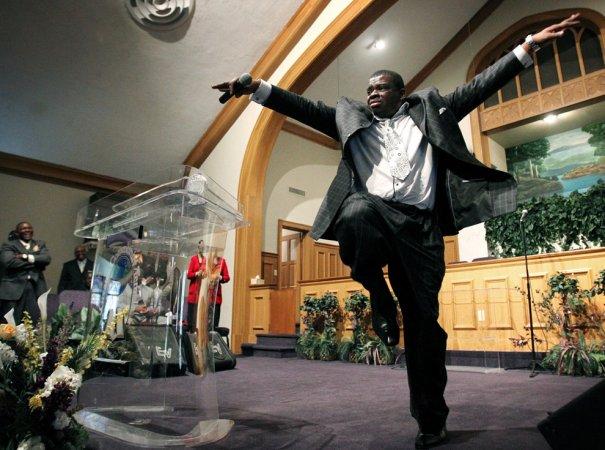 """""""Танцуют все!"""" фото: Mike Brown"""