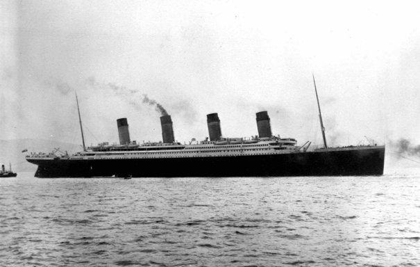 """""""Титаник"""".. спустя 100 лет! - №1"""