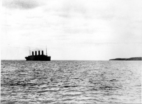 """""""Титаник"""".. спустя 100 лет! - №2"""