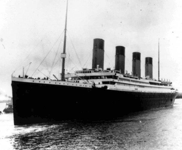 """""""Титаник"""".. спустя 100 лет! - №6"""