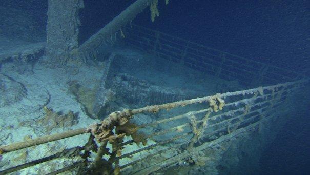 """""""Титаник"""".. спустя 100 лет! - №24"""