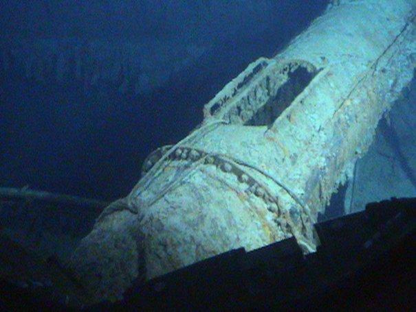 """""""Титаник"""".. спустя 100 лет! - №25"""