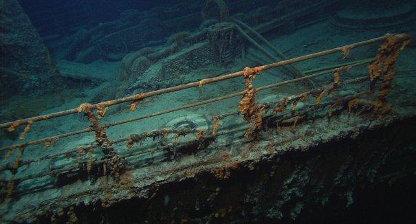 """""""Титаник"""".. спустя 100 лет! - №26"""