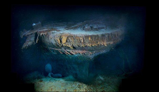 """""""Титаник"""".. спустя 100 лет! - №42"""
