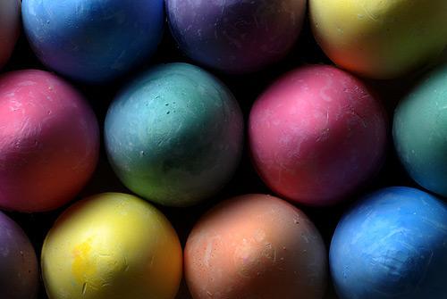 Светлый праздник ПАСХА: откуда он появился? Почему мы красим и разбиваем яйца? - №2