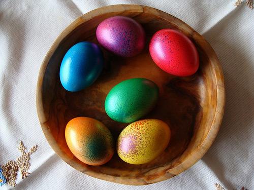 Светлый праздник ПАСХА: откуда он появился? Почему мы красим и разбиваем яйца? - №1