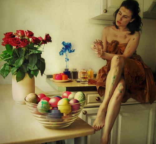 Светлый праздник ПАСХА: откуда он появился? Почему мы красим и разбиваем яйца? - №4