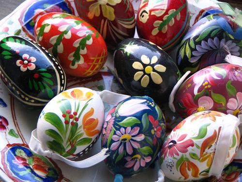 Светлый праздник ПАСХА: откуда он появился? Почему мы красим и разбиваем яйца? - №7