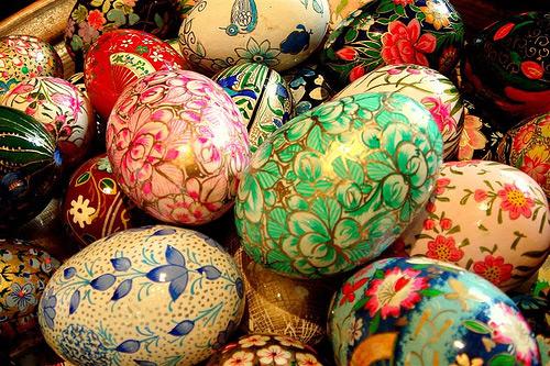 Светлый праздник ПАСХА: откуда он появился? Почему мы красим и разбиваем яйца? - №6