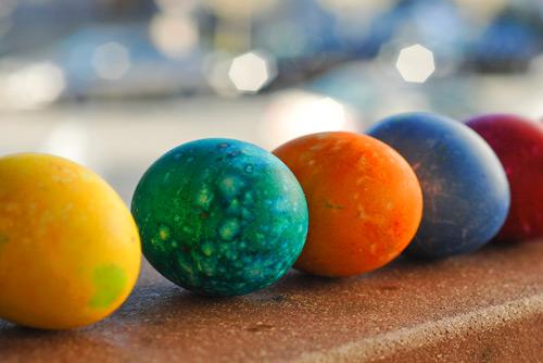 Светлый праздник ПАСХА: откуда он появился? Почему мы красим и разбиваем яйца? - №3