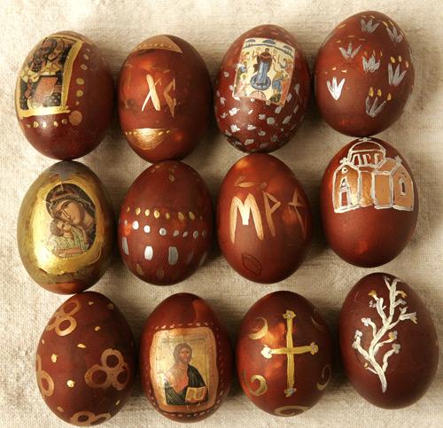 Светлый праздник ПАСХА: откуда он появился? Почему мы красим и разбиваем яйца? - №8