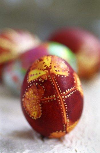 Светлый праздник ПАСХА: откуда он появился? Почему мы красим и разбиваем яйца? - №11